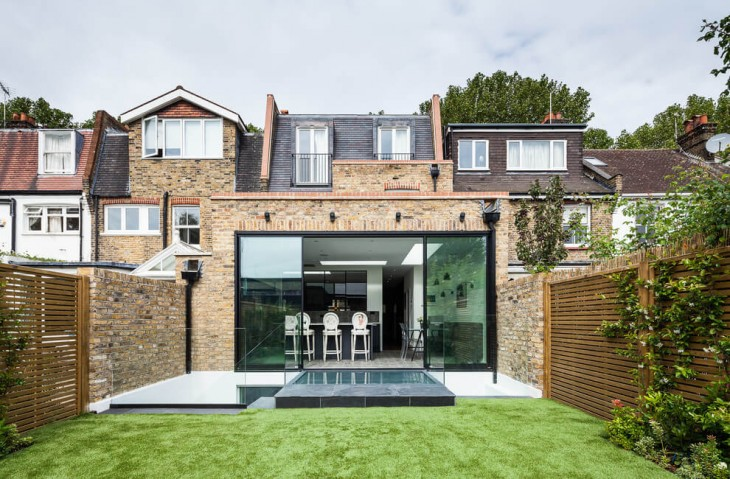 Edwardian House by EMR Home Design - Your Daily Architecture & Design Update