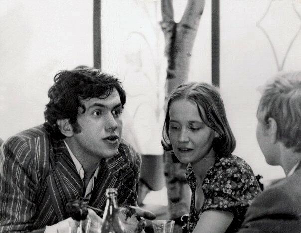 """""""Три дня в Москве"""", 1974 год."""
