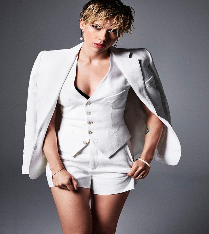 Scarlett Johansson - Cosmopolitan US (May 2016)
