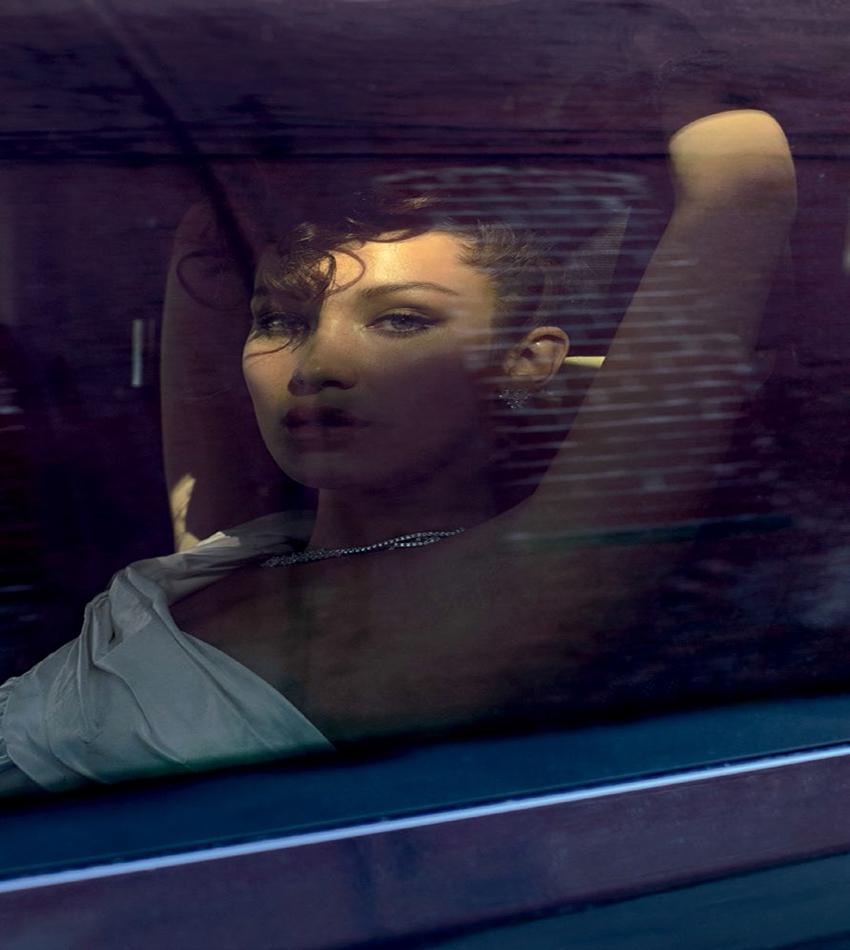 Bella Hadid by Sebastian Faena for Vogue Turkey, May 2016