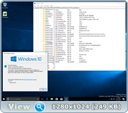 Сборка Windows 10 Redstone 2 [15055.0] (x86-x64) AIO [32in2]