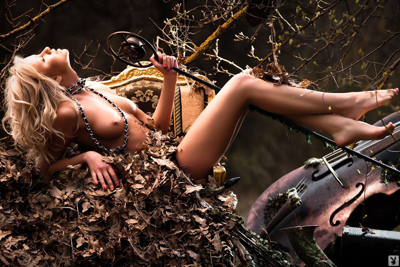 Девушка месяца Настя Шкодкина / Anastasiya Shkodkina - Playboy Ukraine July 2010 Playmate