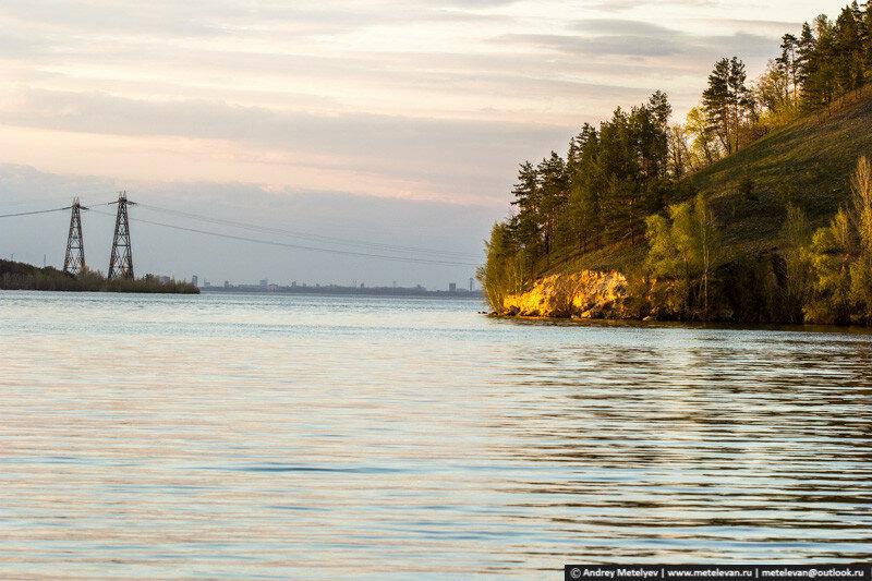 Уса и Волга