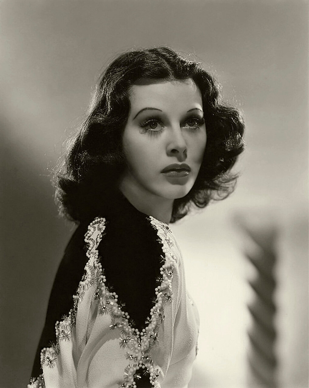 Hedy Lamarr 1930s - by Clarence Sinclair Bull