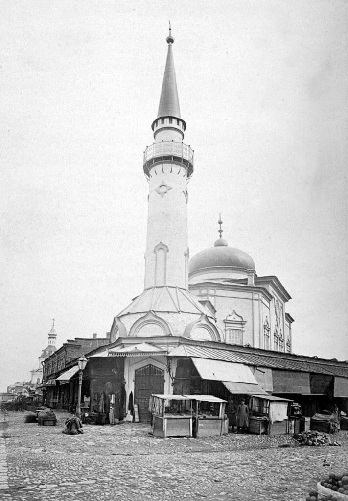 Мечеть на Сенной площади