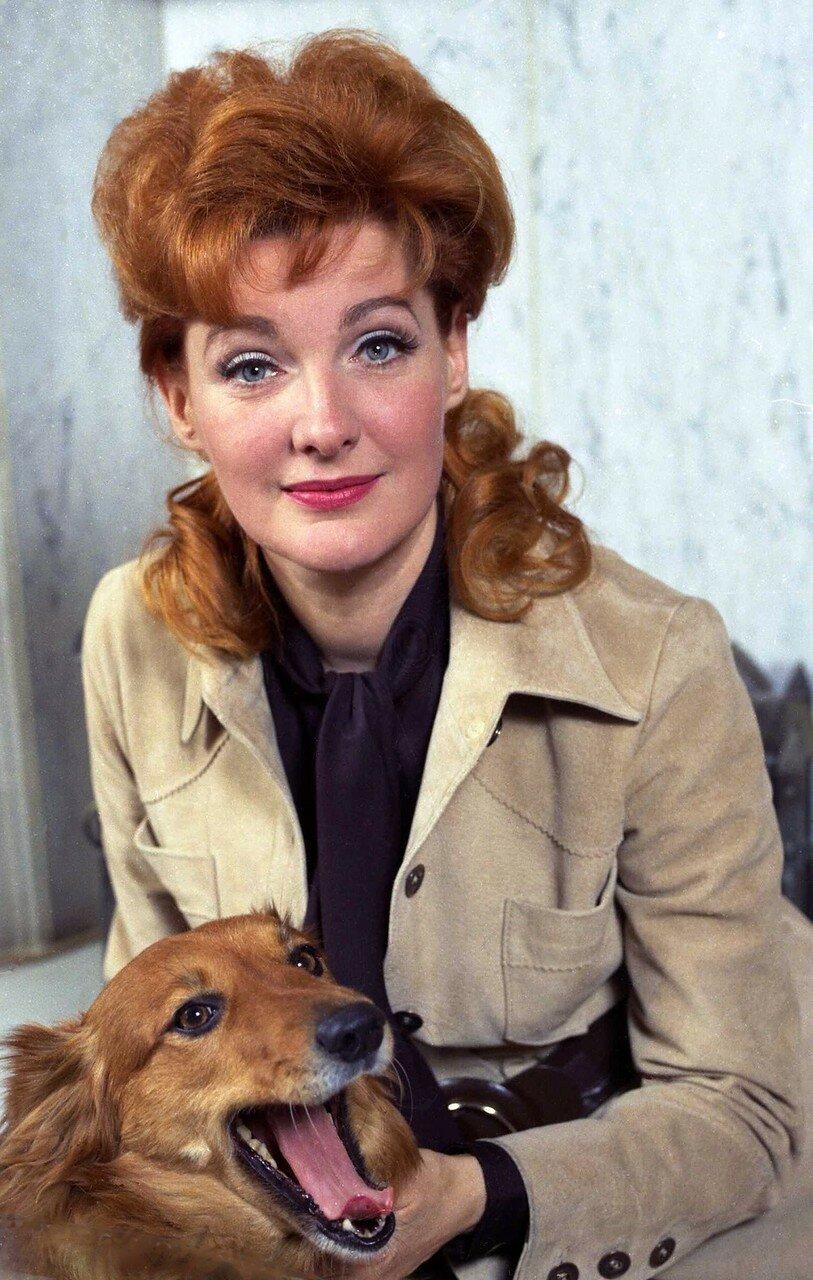 Барбара Мюррей (1973)