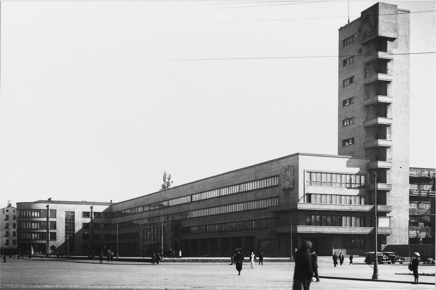 Кировский райсовет (1930-е)