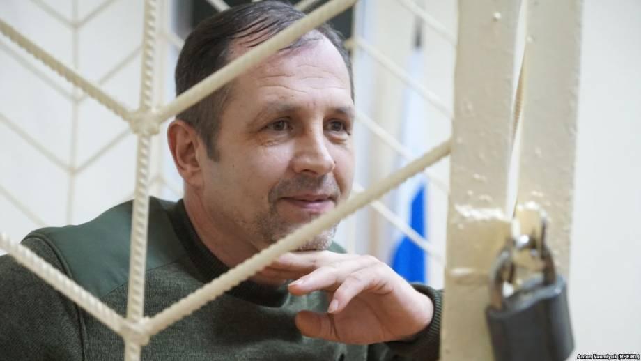 МИД протестует против отказа суда в Крыму отменить арест Балуху, который голодает