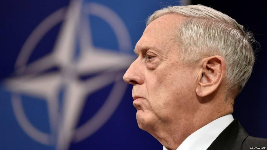Глава Пентагона об ответе на применение химоружия в Сирии: «ничего не исключаю»