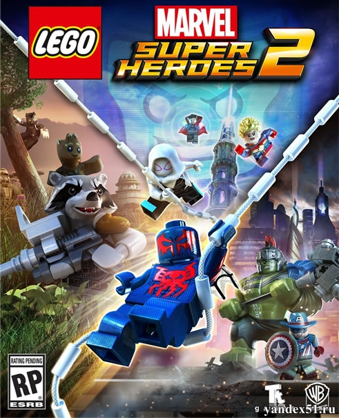 LEGO Marvel Super Heroes 2 [v 1.0.0.20065 + 10 DLC] (2017) PC | RePack от qoob