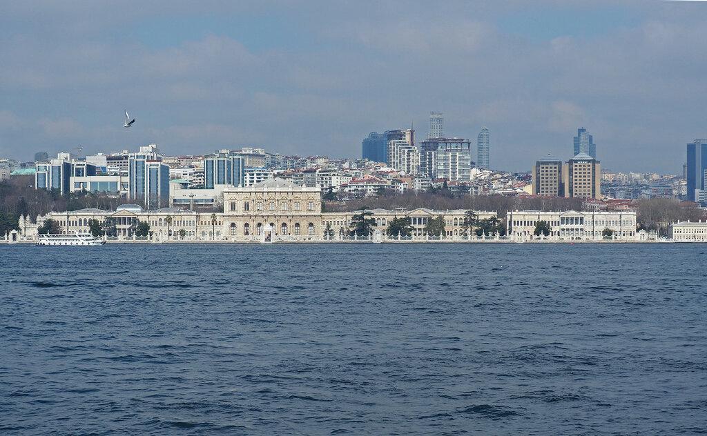 Стамбул на 8 марта