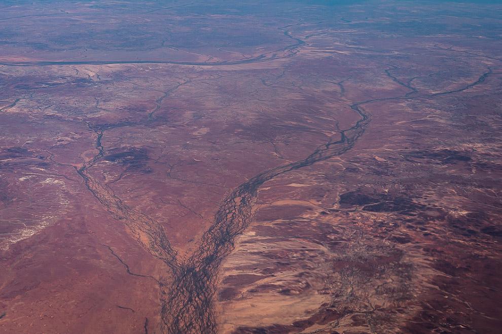 Австралия природа 7 чудес света планета Земля чудеса света камень скалы самые