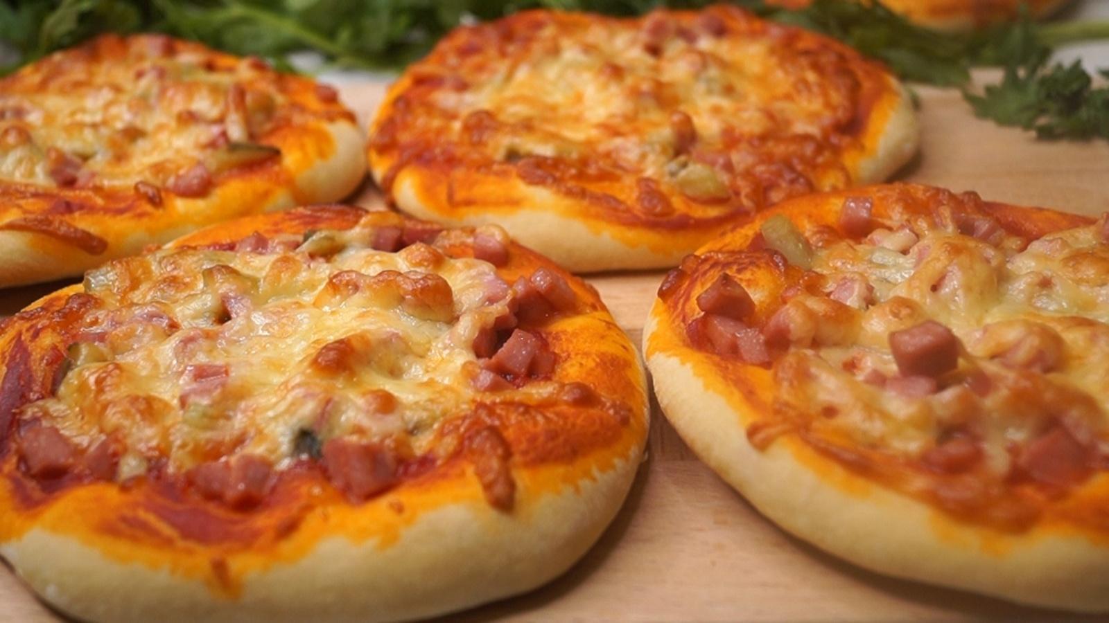 Пицца Школьная