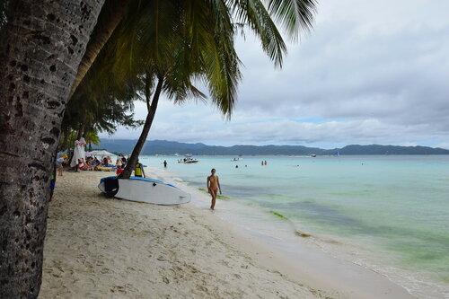 Море, море... Филиппины
