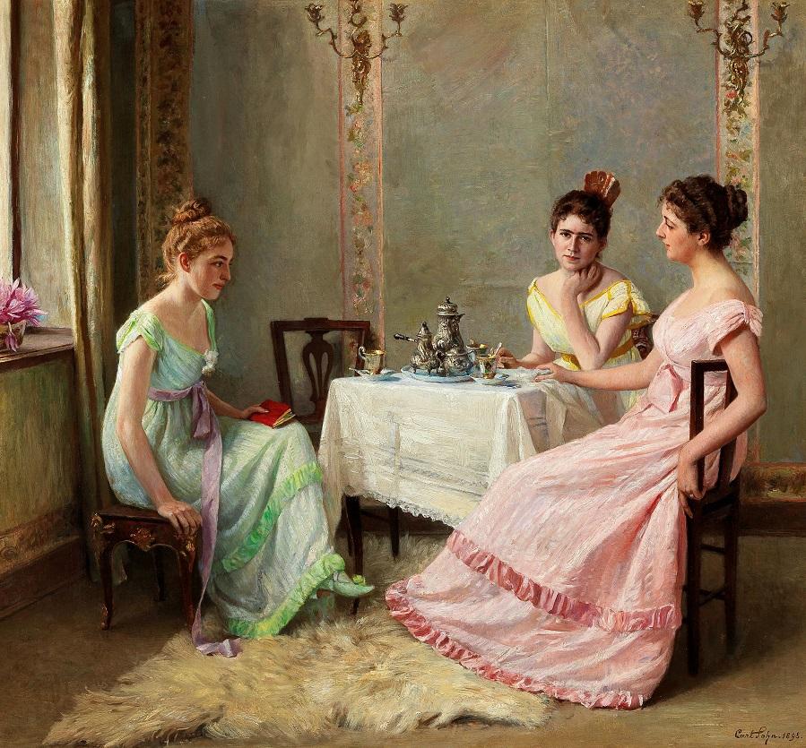 Die Freundinnen