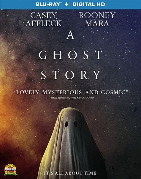История призрака / A Ghost Story (2017/BDRip/HDRip)