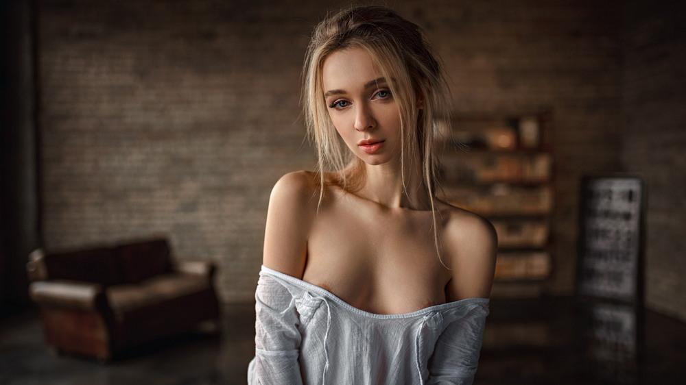 Красивые девушки на снимках Юрия Лямина