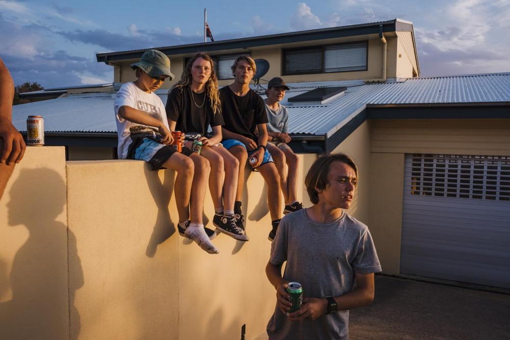 Интересные кадры из Австралии