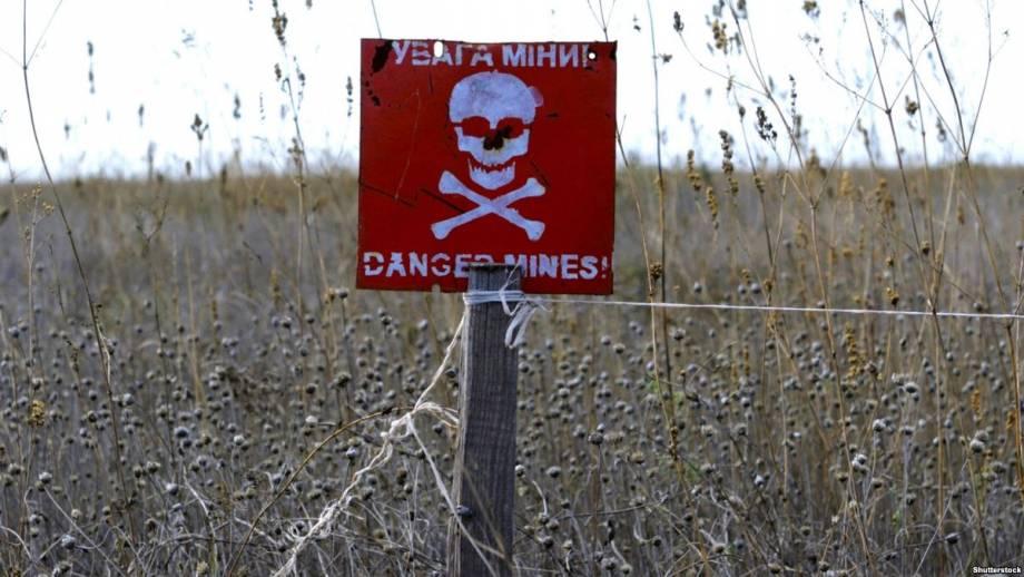 Более 600 человек погибли от мин и взрывоопасных предметов на Донбассе – МИД