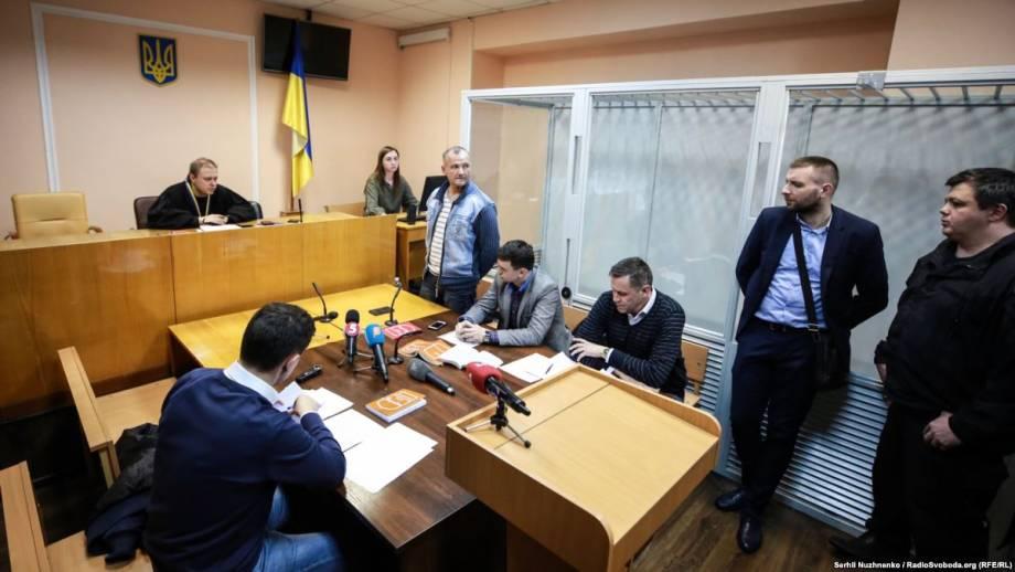 Суд удовлетворил заявление прокуратуры об отзыве ходатайства о взятии под стражу Бубенчика