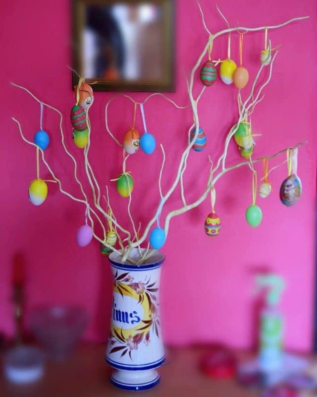 3 простые идеи декора к Пасхе: делаем праздничное настроение!)
