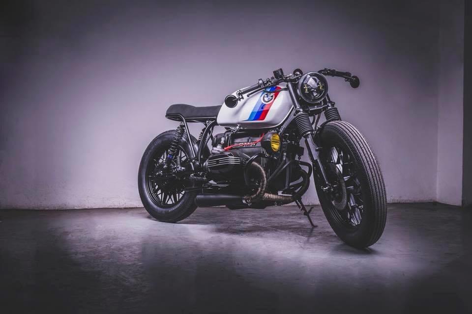 Bolt Motor: кастом BMW R100RS 1982