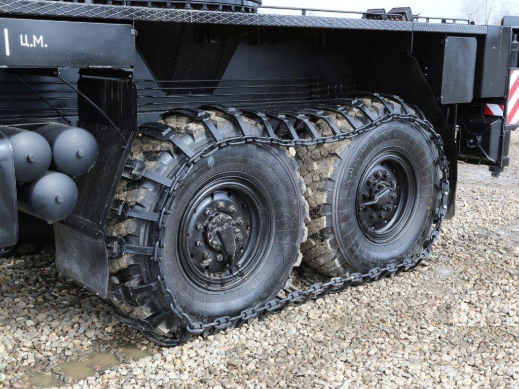 Гусеницы на грузовик