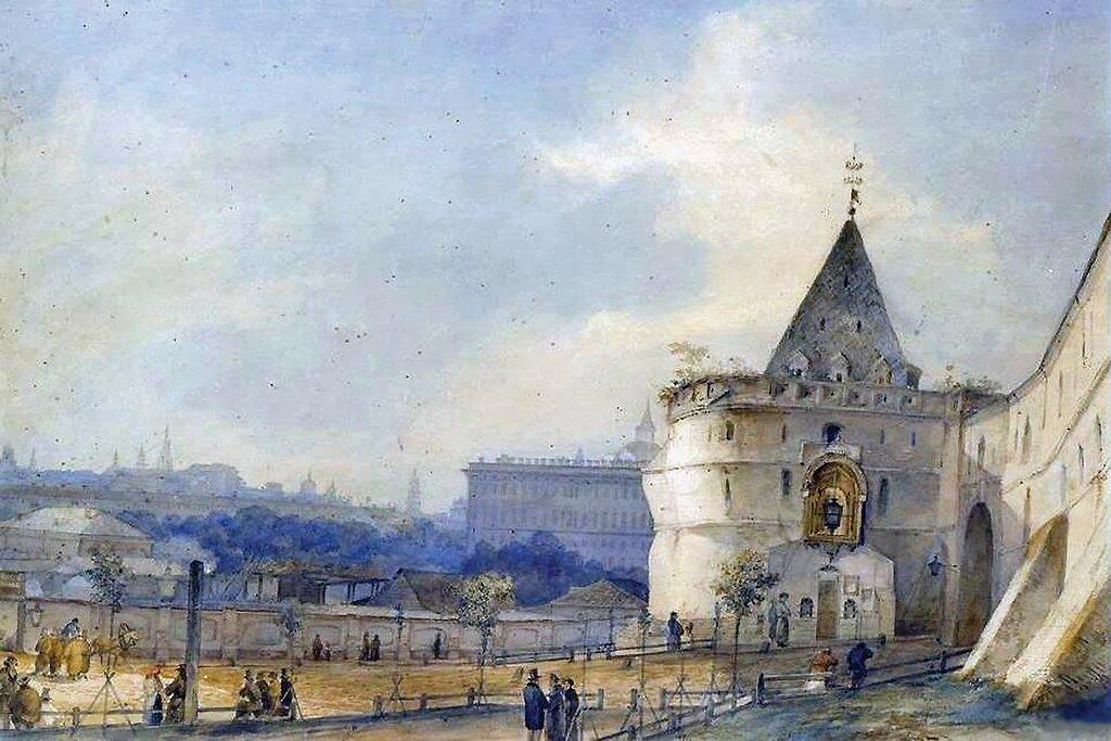 452895 Варварские ворота. Середина XIX века.jpg