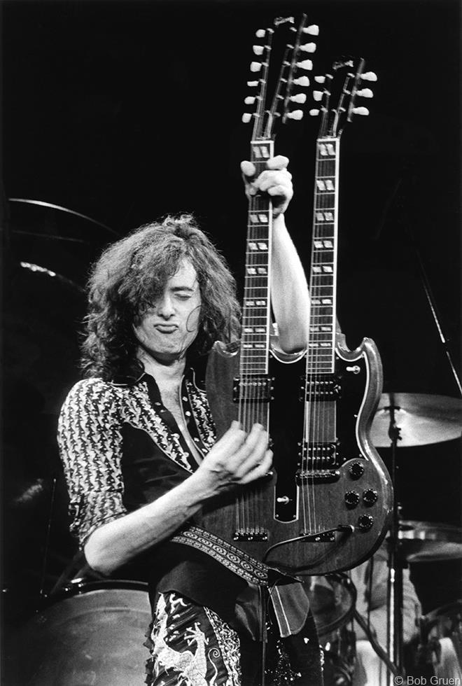 1975. Джимми Пейдж