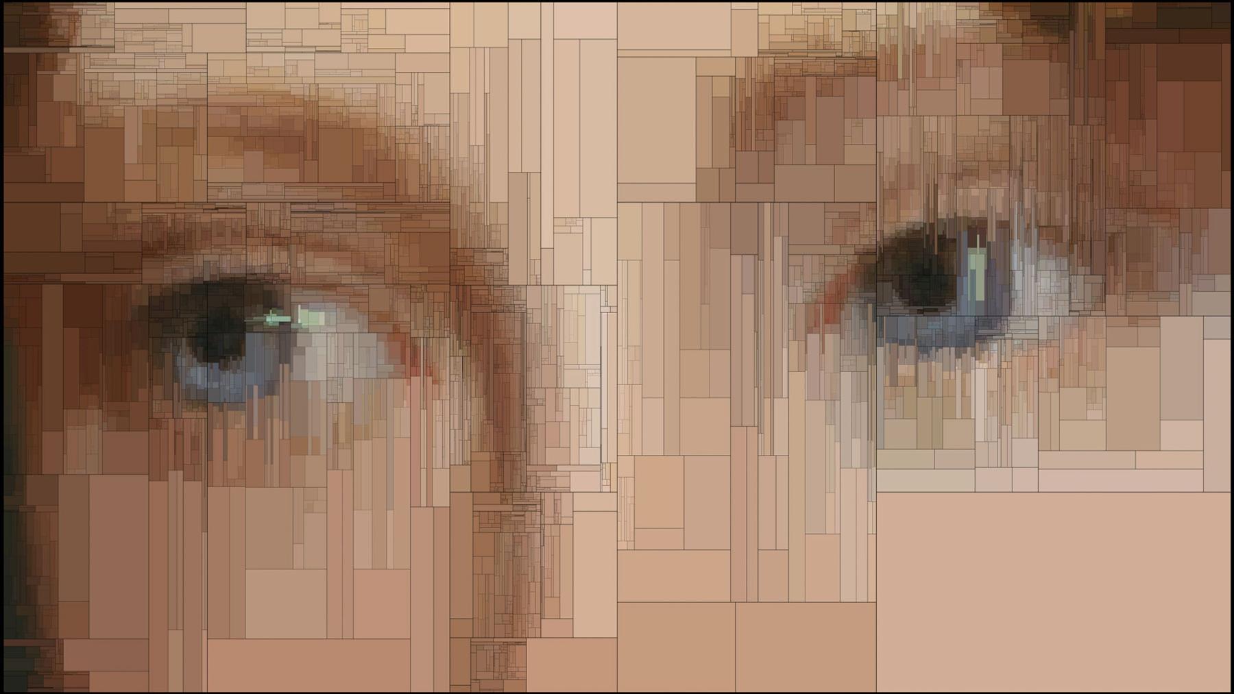 Digital Interpretations of Classical Paintings Using Algorithms