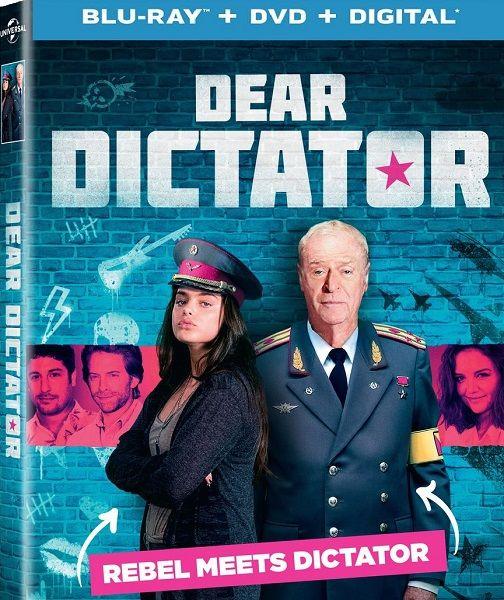 Дорогой диктатор / Dear Dictator (2018/BDRip/HDRip)