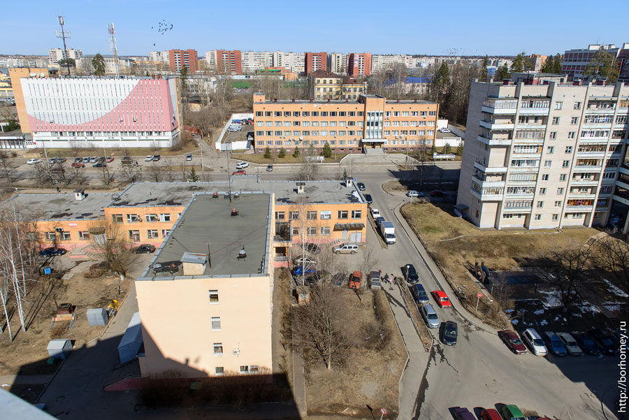 улица советская саров
