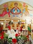 Престольный праздник Благовещения Пресвятой Богородицы и Великая Суббота
