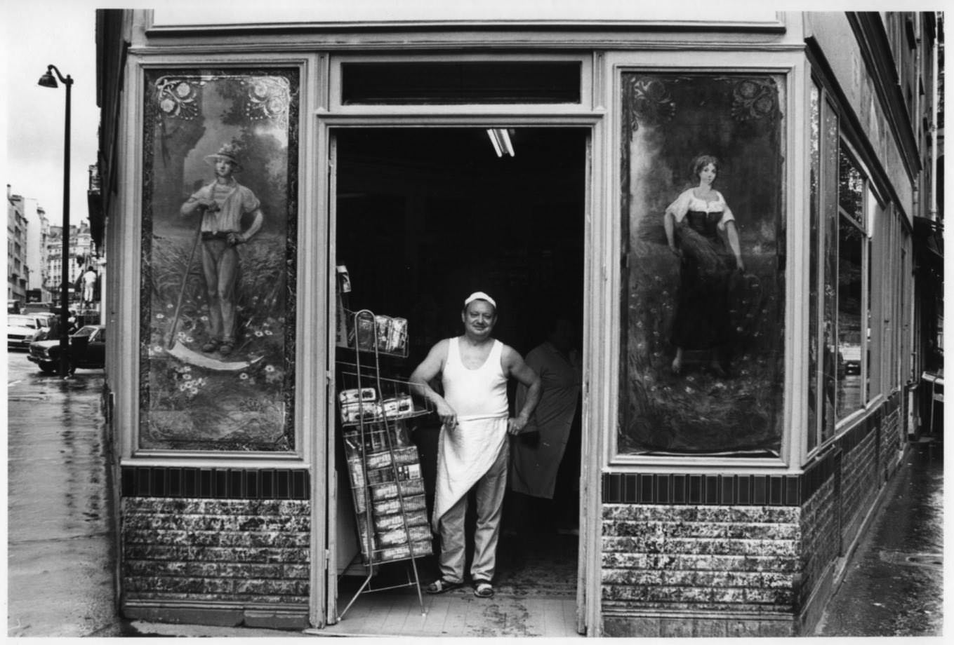 1971. Пекарь с рю Ордене