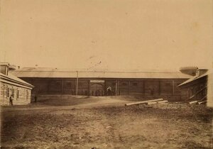 1890. Корсаковская тюрьма