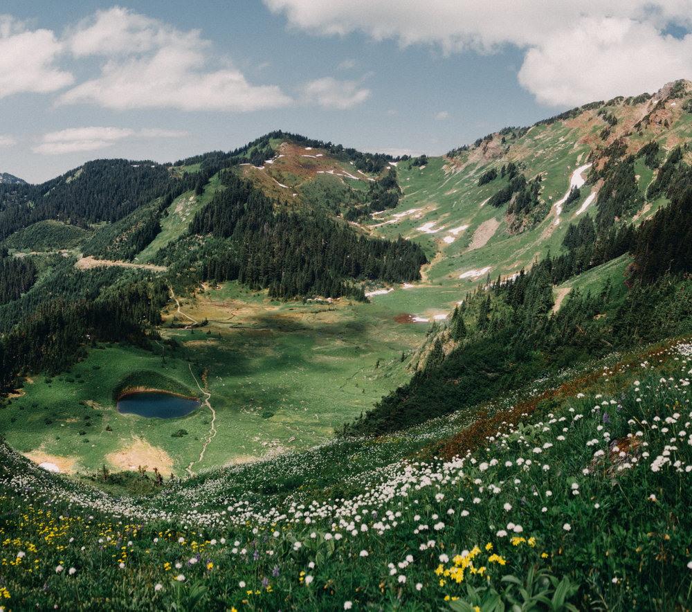 Эффектные пейзажи Британской Колумбии на снимках Яна Харланда