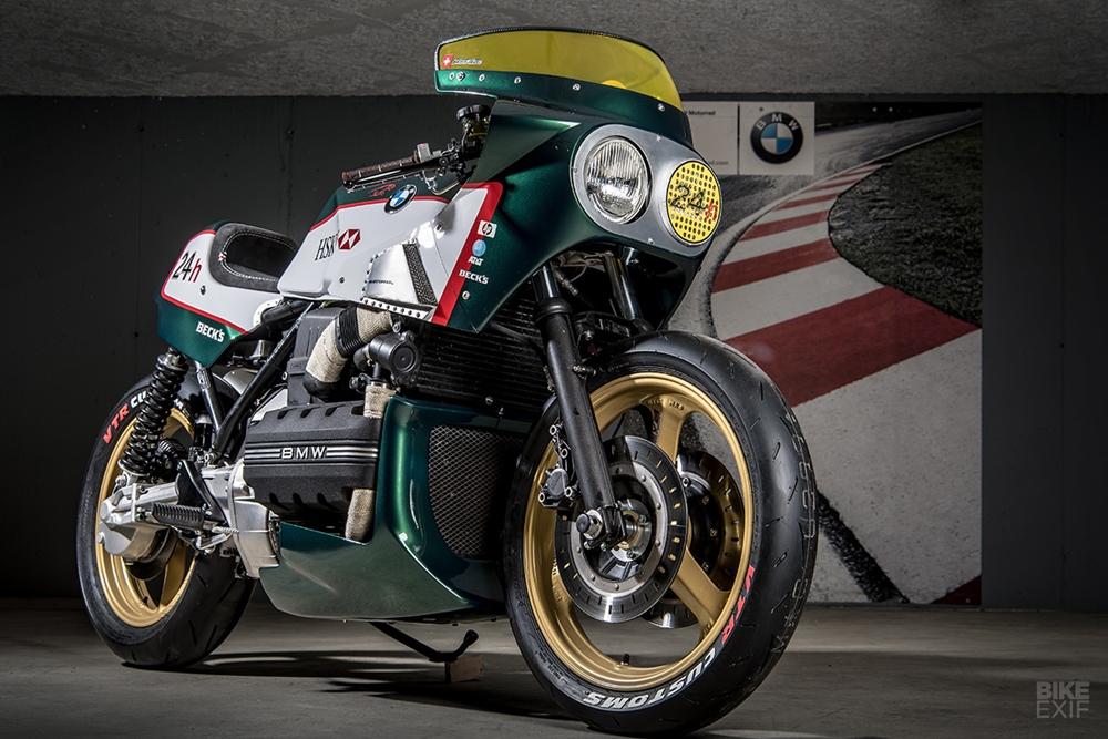 VTR Customs: кастом BMW K100 Endurance