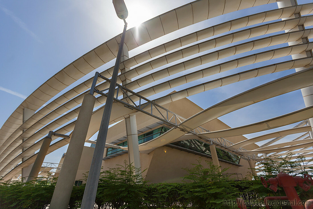 морской музей maritime museum шарджа ОАЭ sharjah UAE