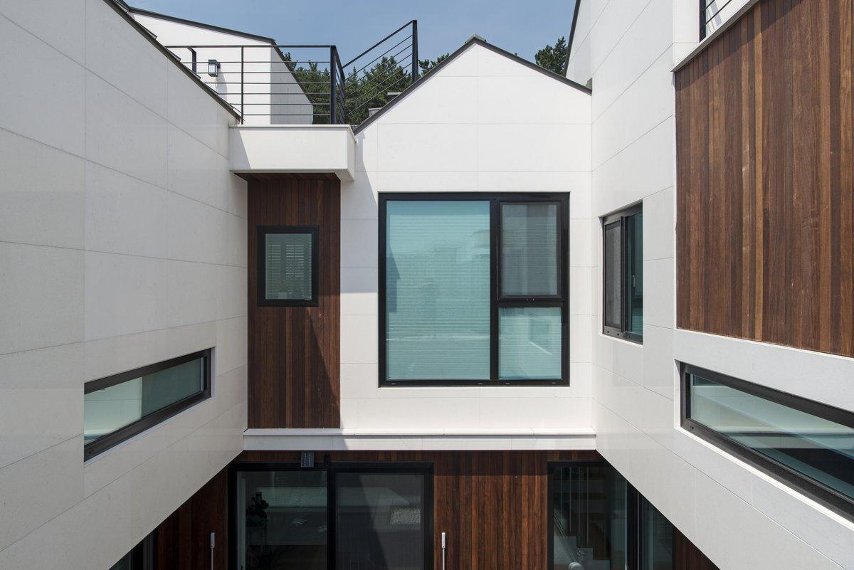 Семейная резиденция в Сеуле