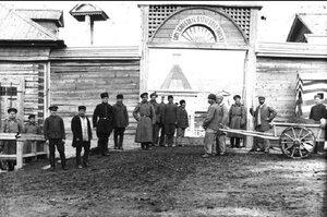 1890. Корсаковская каторжная тюрьма.