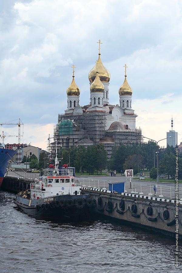 ухоим из Архангельска