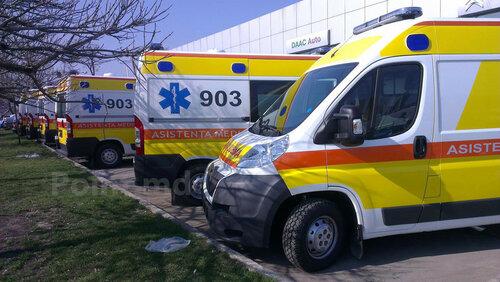 Больница скорой помощи в Кишиневе получила очередную помощь