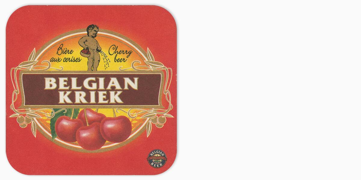 Belgian Kriek #544