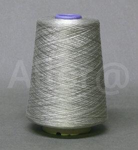 *Filati Buratti MALDIVE светлое серебро