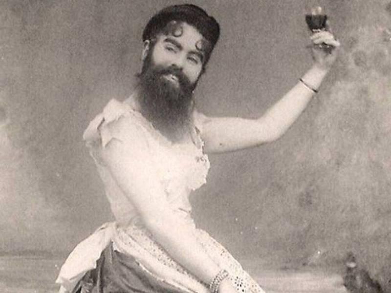 Самые известные женщины с бородой