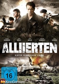Die Alliierten - Hinter feindlichen Linien (2014)