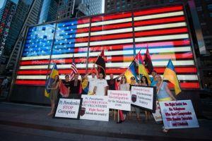 Украинская община в США поддержала ПС
