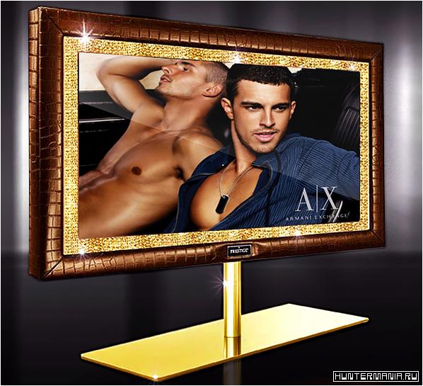 Самый дорогой телевизор в мире, PrestigeHD SUPREME Rose Edition от Стюарта Хьюза