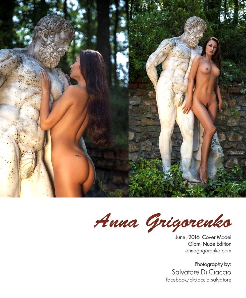 Anna Grigorenko for FMX june 2016