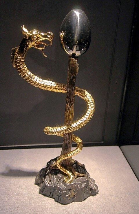 Фигерас. Музей Сальвадора Дали. Крипта